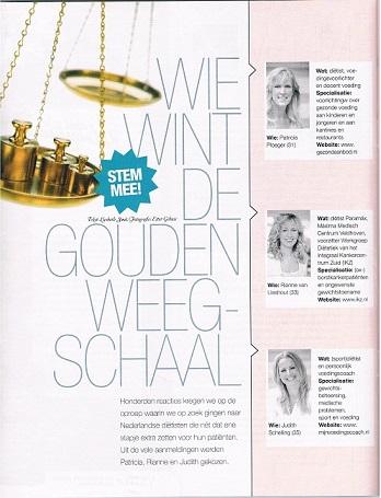 2012-08-03 Gouden Weegschaal pag 1 - 40pr.